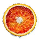 Fresh red orange Stock Photos