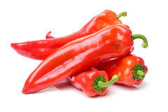 Fresh red pepper Royalty Free Stock Photography
