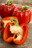 Fresh red pepper Royalty Free Stock Image