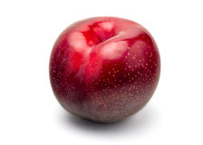Fresh Red Plum Royalty Free Stock Image