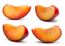 Fresh Red Plum Royalty Free Stock Images