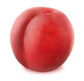 Fresh red plum  Royalty Free Stock Photos