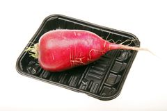 Fresh red radish Stock Photos