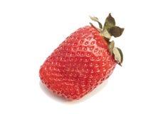 Fresh red strawberry Stock Photo