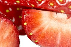 Strawberry. Fresh red and sweet strawberrys Royalty Free Stock Photo