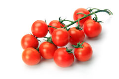 The fresh red tomato Royalty Free Stock Photo