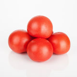 Fresh red tomato Stock Image