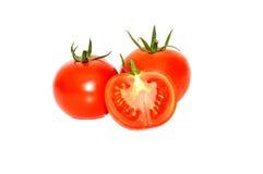 Fresh red tomato. Royalty Free Stock Photo