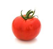 Fresh  red  tomato  isolated on white  background. Stock Photography