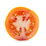 Fresh red tomato section sliced Stock Photo