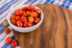 Fresh red tomatoes Royalty Free Stock Photos