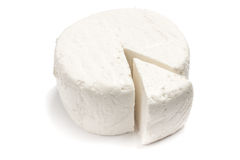 Fresh Ricotta cheese Royalty Free Stock Image