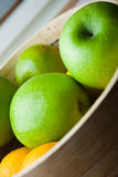 Fresh ripe apples Royalty Free Stock Photo