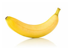 Fresh ripe banana Royalty Free Stock Photo