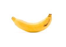 Fresh ripe banana. Isolated on white background Royalty Free Stock Photography