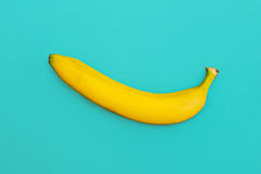 Fresh ripe banana Royalty Free Stock Photography