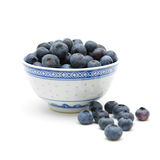 Fresh ripe blueberries Stock Photo