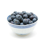 Fresh ripe blueberries Stock Photography