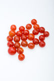 Fresh ripe cherry tomatoes Royalty Free Stock Image