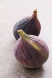 Fresh ripe figs fruit Stock Images