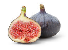 Fresh ripe figs Royalty Free Stock Images
