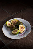 Fresh ripe figs. Stock Photography