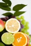 Fresh ripe fruits Royalty Free Stock Image