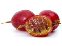 Fresh ripe gooseberry Royalty Free Stock Images