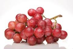 Fresh ripe grapes Stock Photos