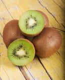 Fresh ripe kiwi Royalty Free Stock Image