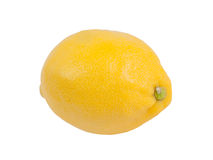 Fresh ripe lemon Stock Image