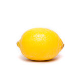 Fresh ripe lemons. Stock Photos