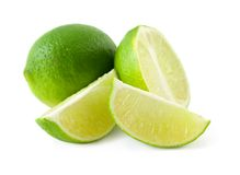 Free Fresh Ripe Lime Stock Image - 17486771