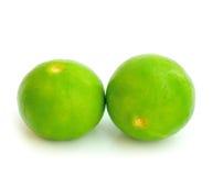 Fresh ripe lime Stock Image