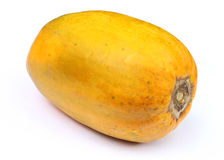 Fresh ripe papaya Stock Image
