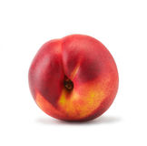 Fresh ripe peach Stock Photo
