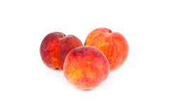 Fresh ripe peach Stock Photo