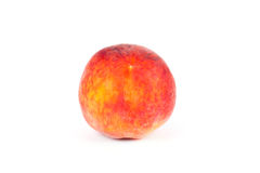 Fresh ripe peach Stock Image