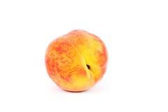 Fresh ripe peach Stock Photography
