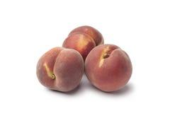 Fresh ripe peaches Stock Images