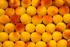 Fresh Ripe Peaches Royalty Free Stock Photos