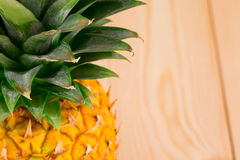Fresh ripe pineapple Royalty Free Stock Image