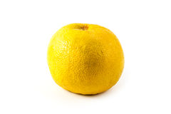 Fresh ripe pomelo Stock Photography