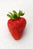 Fresh ripe red luscious strawberry Royalty Free Stock Photography