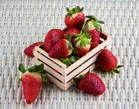 Fresh Ripe Strawberries Stock Photos