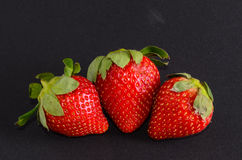 Fresh Ripe Strawberry Royalty Free Stock Image
