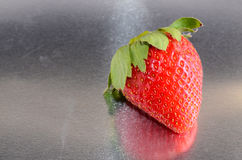 Fresh Ripe Strawberry Stock Images