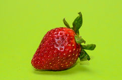Fresh Ripe Strawberry Stock Photo