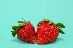 Fresh Ripe Strawberry Royalty Free Stock Images