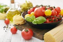 Fresh ripe tomato Royalty Free Stock Image